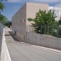 Hospital Pabellón Agudos: vista exterior