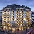 Iluminación LED en Hotel Majestic de Barcelona