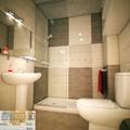Infografía de el  baño