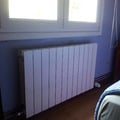 Instalación de Calefacción en Barrio Txorierri en Leioa.