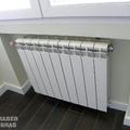 Instalación de radiador LAMBORGHINI por Traber Obras