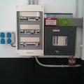 Instalación eléctricas y contra incendios. Proyecto de obertura