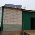 Instalación fotovoltaica para nave de aperos