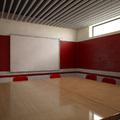 Interior Aula. Academia de Idiomas