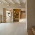 Interior con bóveda catalana
