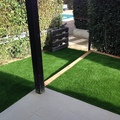 JARDIN ACABADO CESPED ARTIFICIAL