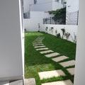 Jardín Lateral con Camino