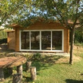 La casa prefabricada Rodas_5 con anexo.