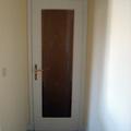 Lacar puerta en blanco