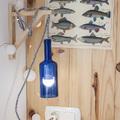 Lámpara con escuadra de Ikea