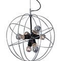 Lámpara de techo tipo esfera