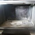 Limpieza interior chimenea Pallazzetti calefactora