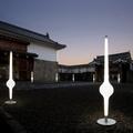 Luminarias de pie para exterior