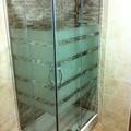 Mampara ducha terminada