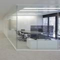 Mamparas de oficina con aislamiento acústico