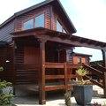 Mantenimiento exterior de una casa de madera