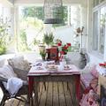 mesa porche
