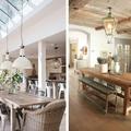 mesas hogar neocásico