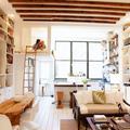 mini apartamento rústico