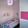 Dormitorio infantil niña