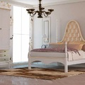 Modelo Luis XVI y cama Romántica