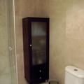 Mueble columna wengue