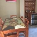 mueble y mesa cocina