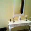 Muebles lacados en blanco