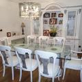 Muelbe comedor, mesa y sillas