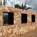 Muro entrada