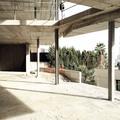 Obras - Vista del doble espacio