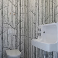 Papel de pared con motivos naturales