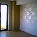 Papel, pintura, tarima, puertas y ventanas de PVC