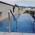 piscina transparente Aquadec