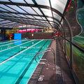 piscina y cubierta