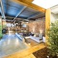 piso bajo con jardín interior