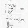 Plano tiradores  a medida Kavango - L'estilo interiorismo