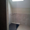 Plato de ducha por bañera en buhardilla 3 días