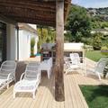 Porche mirador - Casa A | 08023 Arquitectos - Barcelona