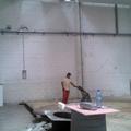 preparación pavimentos