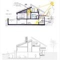 Proyecto de ampliación de vivienda unifamiliar aislada