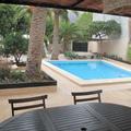 Proyecto de piscina y jardín