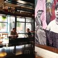 Proyecto y ejecución de obra del bar cafetería Tendido9. Reforma integral de local comercial en Burgos.