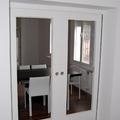puerta corredera doble