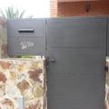puerta en chapa