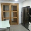 Puerta hecha a medida para cocina