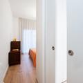 Puertas correderas dos hojas en vestidor