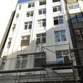 Reforma de fachada en aluminio