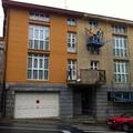 Reforma de fachada en Ea (Gipuzkoa)