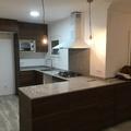 Reforma piso con cocina americana